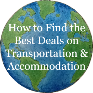 How to find the best deals on transportation and accommodation, article