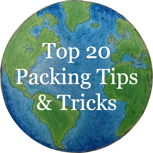 top 20 packing tips and tricks, article