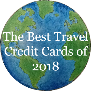 The best travel credit cards of 2018
