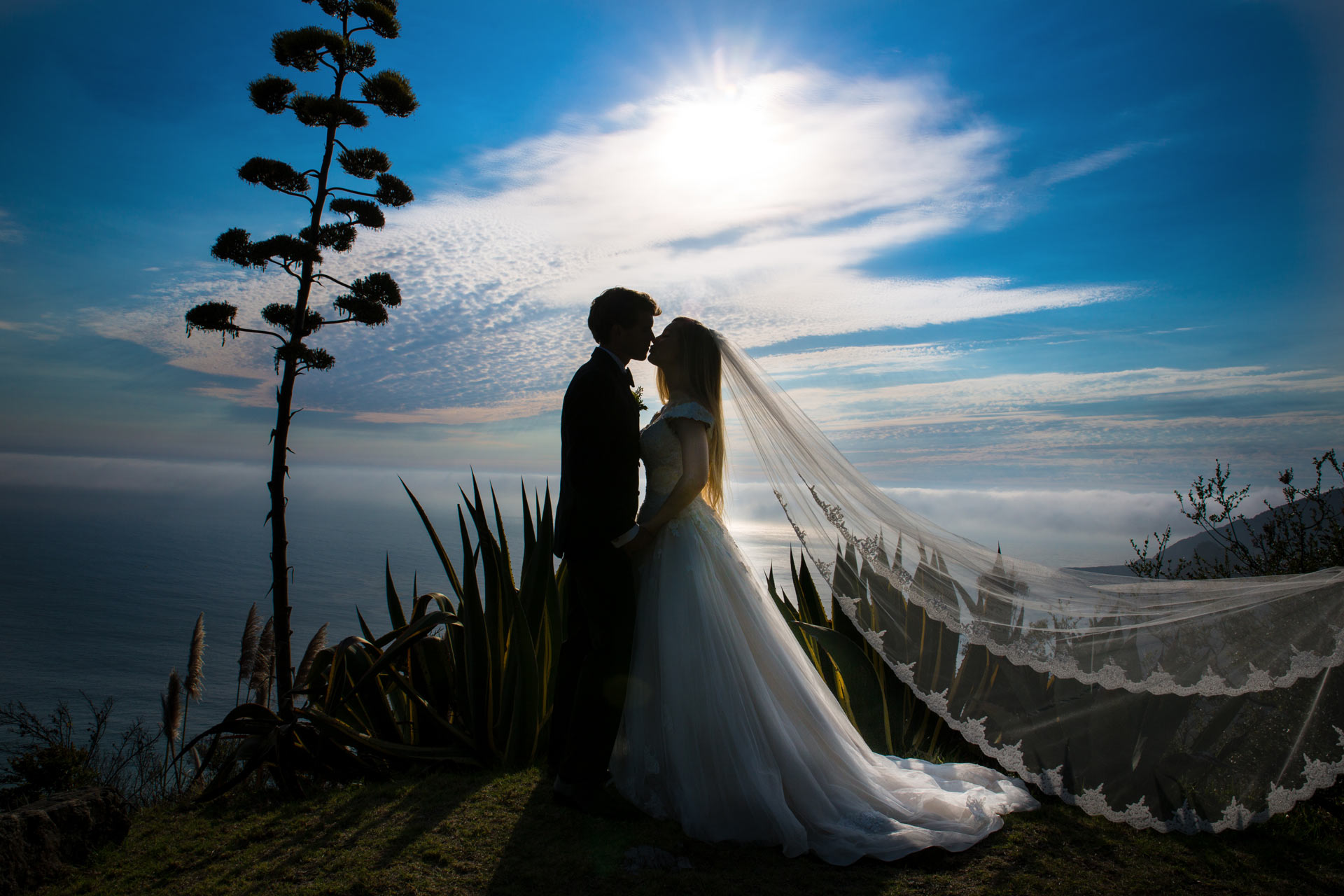 Cali Girl Travels World gets married